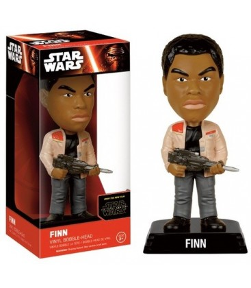 CABEZON STAR WARS: EPISODIO VII FINN