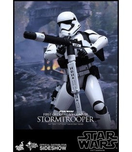 FIGURA HOTTOYS STAR WARS EPISODIO VII HEAVYTROOPER 30 CM