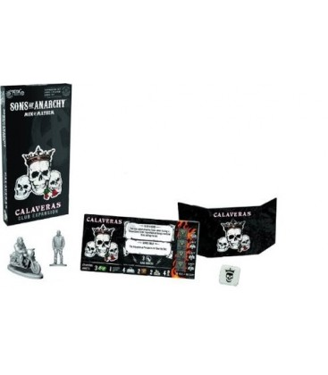 SONS OF ANARCHY : CALAVERAS EXPANSION *INGLES*