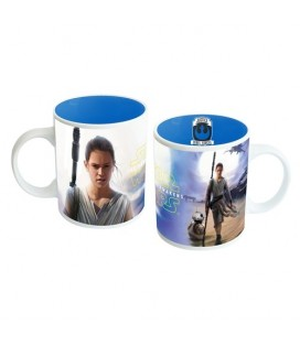 TAZA STAR WARS EPISODIO VII REY