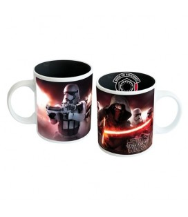 TAZA STAR WARS EPISODIO VII STORMTROOPER