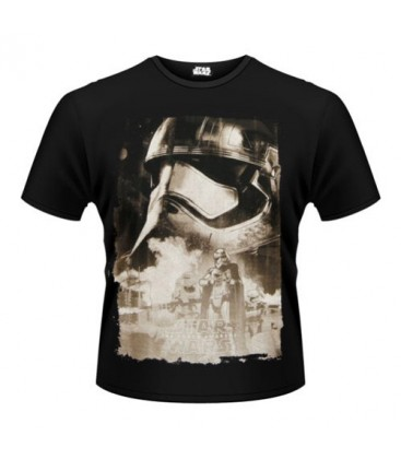 CAMISETA STAR WARS EPISODIO 7 CAPITAN PHASMA XXL