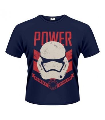 CAMISETA STAR WARS EPISODIO 7 FIRST ORDER M