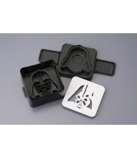 STAR WARS - MOLDE SANDWICH DARTH VADER