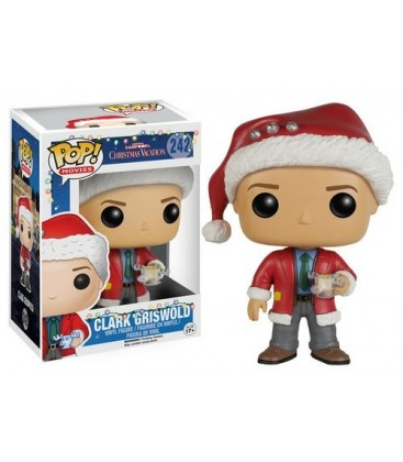 FIGURA POP CHRISTMAS VACATION - CLARK GRISWOLD