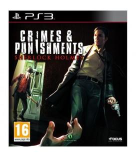 PS3 CRIMES & PUNISHMENTS - SHERLOCK HOLMES