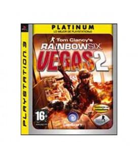 PS3 RAINBOW SIX VEGAS 2 COMPLETE PLATINUM