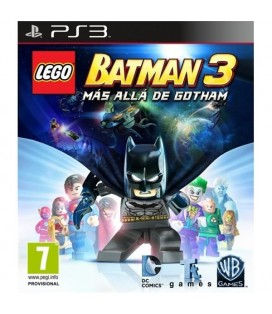 PS3 LEGO BATMAN 3