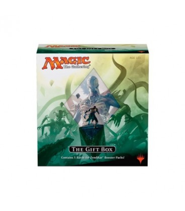 MAGIC BATTLE ZENDIKAR GIFT BOX 2015