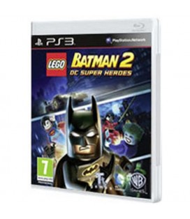 PS3 LEGO BATMAN 2: DC SUPERHEROES ESSENTIALS