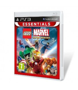 PS3 LEGO MARVEL SUPER HEROES ESSENTIALS