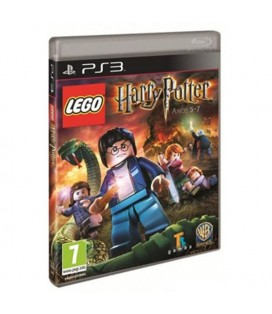 PS3 LEGO HARRY POTTER 5-7 AÑOS