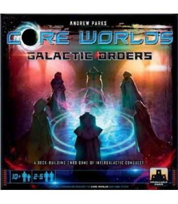 CORE WORLDS: GALACTIC ORDERS *INGLES*