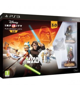 PS3 STAR WARS 3.0 STARTER PACK