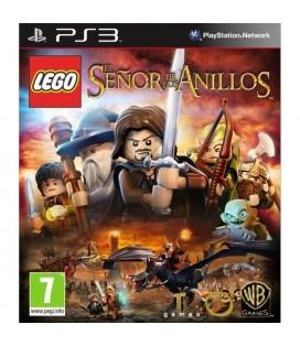 PS3 LEGO EL SEÑOR DE LOS ANILLOS ESSENTIALS