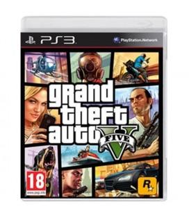 PS3 GRAND THEFT AUTO V (GTA V)