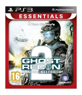 PS3 GHOST RECON ADVANCED WARFIGHTER 2 ESSENTIALS