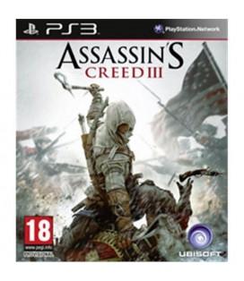 PS3 ASSASSINS CREED III ESSENTIALS