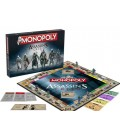 MONOPOLY ASSASSIN'S CREED *CASTELLANO*