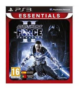 PS3 THE FORCE UNLEASHED: SITH EDIT ESSENTIALS