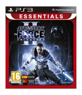 PS3 THE FORCE UNLEASHED II ESSENTIALS