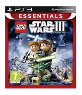 PS3 LEGO STAR WARS III: CLONE WARS ESSENTIALS