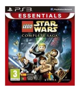 PS3 LEGO STAR WARS III: THE COMPLETE SAGA ESSENTIALS