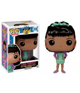 FIGURA POP SAVED BY THE BELL: LISA TURTLE