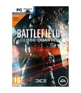 PC BATTLEFIELD 3 CLOSE QUARTERS (PDLC 2) CODE